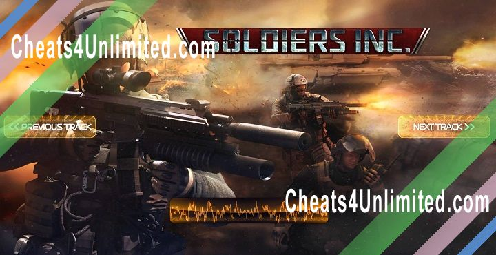 Soldiers Inc Hack