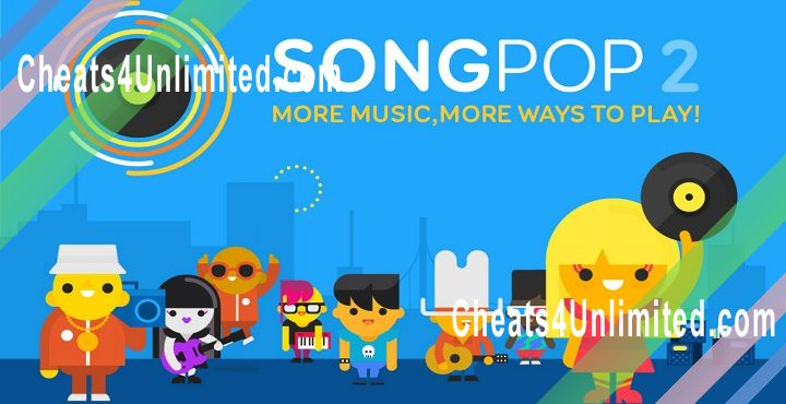 SongPop 2 Hack Coins, Tickets