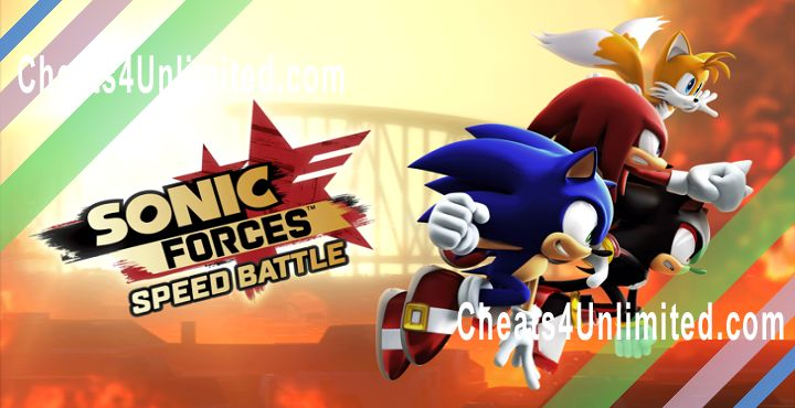 Sonic Forces Hack Money, Lives