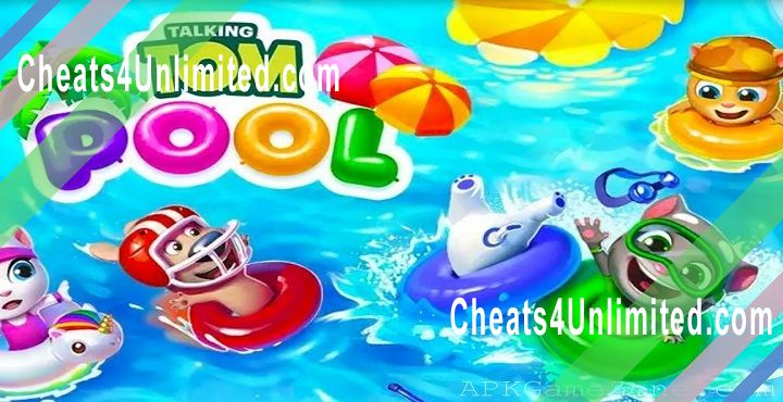 Talking Tom Pool Hack Coins