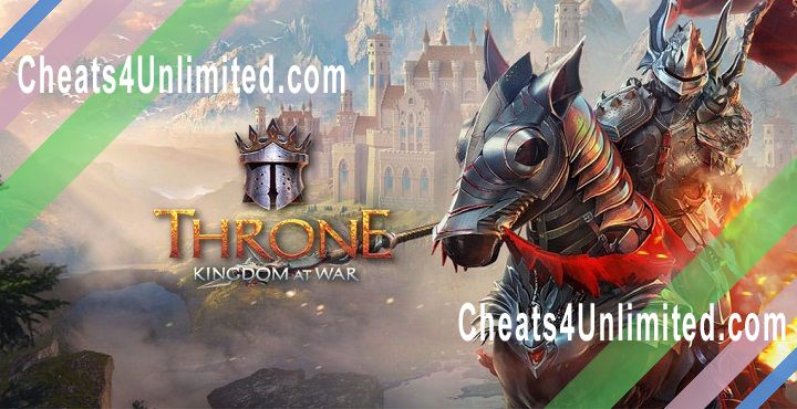 Throne: Kingdom at War Hack Gold