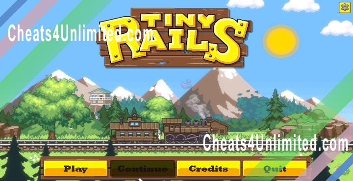 Tiny Rails Hack Gems, Gold
