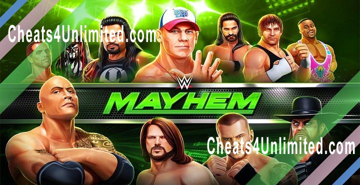 WWE Mayhem Hack Money/Gold