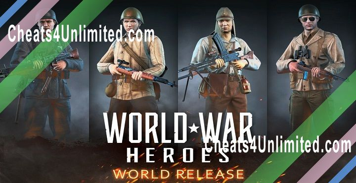 World War Heroes Hack Gold, Credits