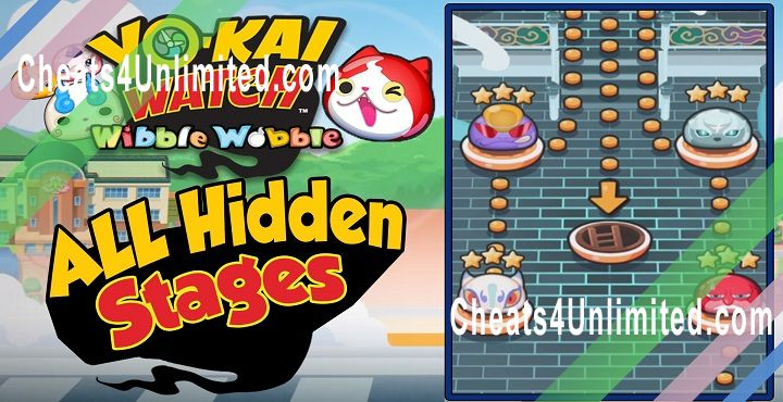 YO-KAI WATCH Wibble Wobble Hack Y-Money