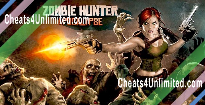 Zombie Hunter Hack Money, Gold